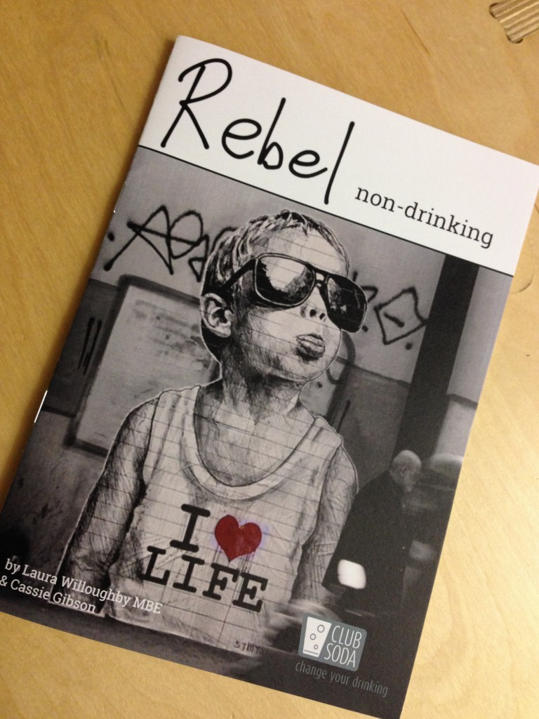Rebel non-drinking